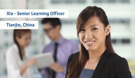 Xia - Senior Learning Officer