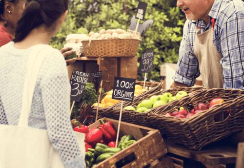 market trader customer satisfaction