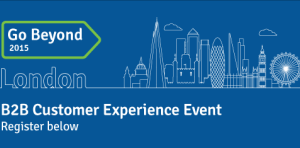 customer experience research event london