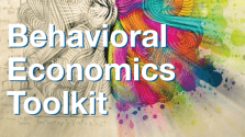 Behavioural Economics Toolkit