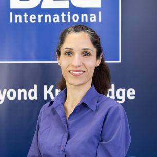 Photo of Helen Khamooshi