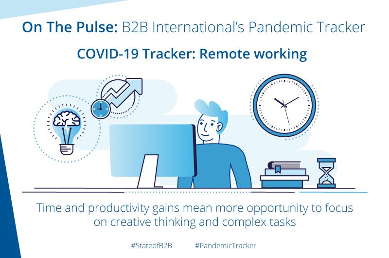 COVID-19 Tracker: Remote Working