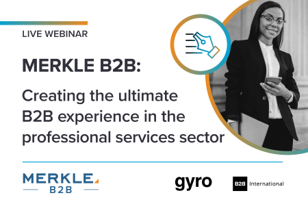 Webinar On Demand: Creating the Ultimate B2B Experience in the Professional Services Industry