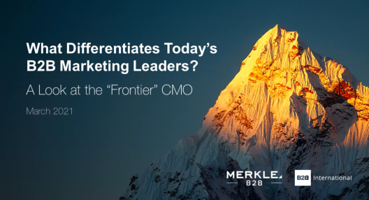 Webinar On Demand: What Differentiates Today's B2B Marketing Leaders?