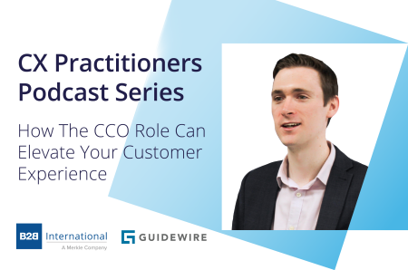 CX Practitioners Podcast Series #4: Christina Colby, Guidewire