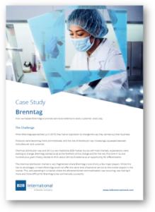 International Market Research Day - Brenntag Case Study