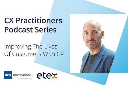 CX Practitioners Podcast Series #5: Jo Goossens, Etex