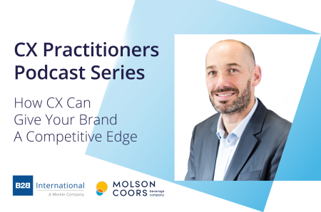 CX Practitioners Podcast Series #3: Laura Lee, Molson Coors