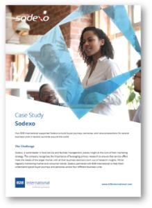 International Market Research Day - Sodexo Case Study