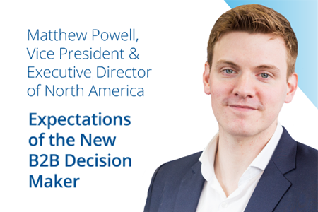 B2B Insights Podcast: Expectations of the New B2B Decision Maker